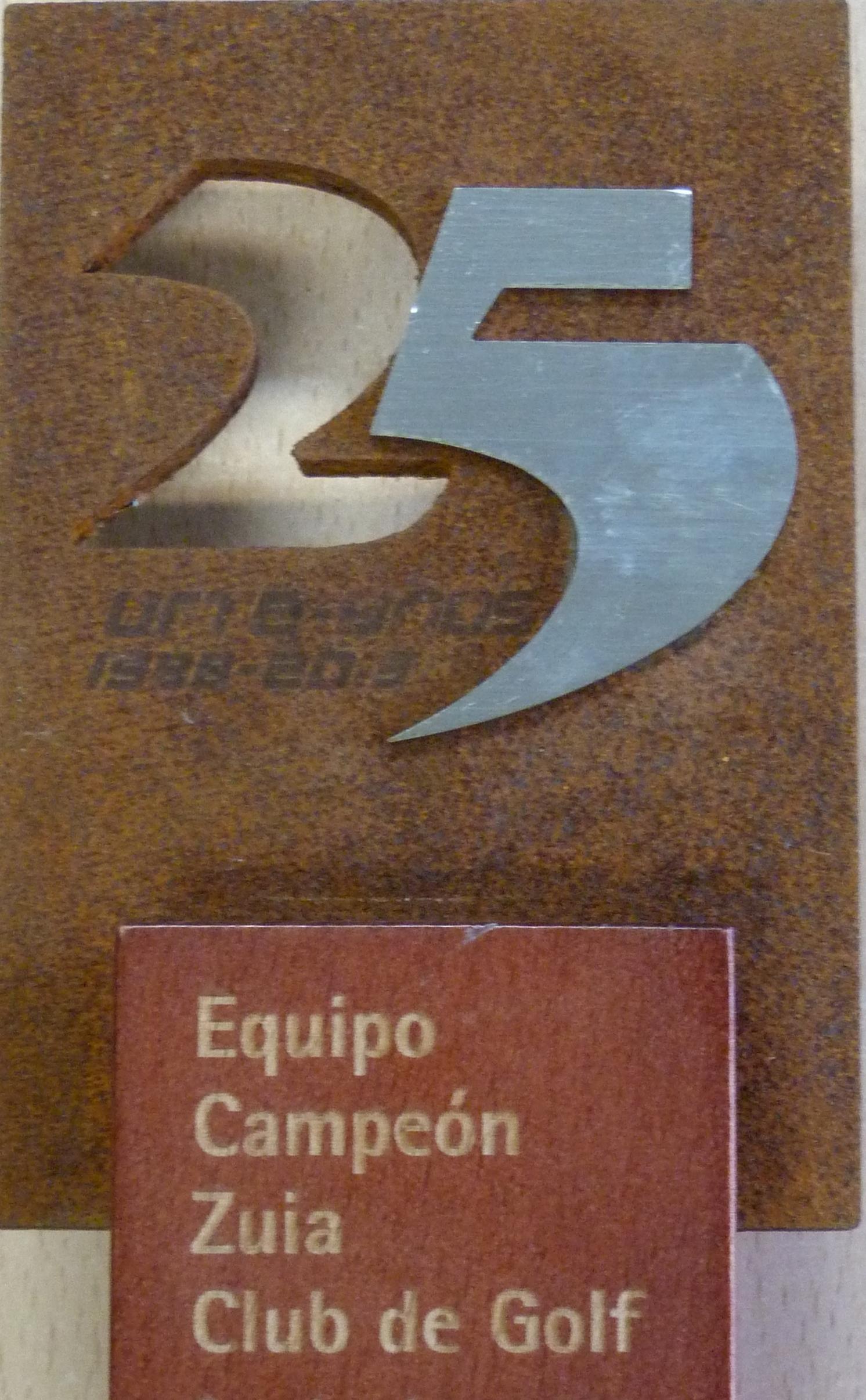 Trofeo por Equipos 2018
