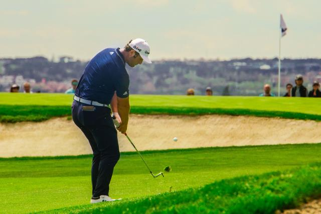 Jon Rahm a 3 golpes del líder en el PGA Championship