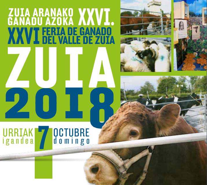 Domingo 7-oct; Feria de Ganado en Murgia