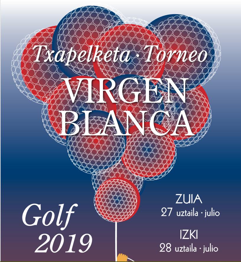 Sábado 27-jul: Trofeo abierto por parejas VIRGEN BLANCA