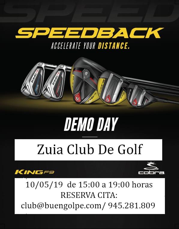 Demo Cobra en Zuia, viernes 10-may-2019