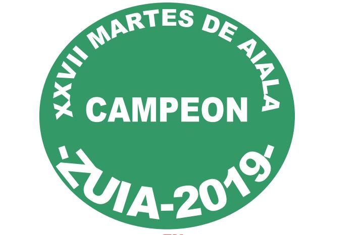 FINAL MARTES DE AIALA 2019