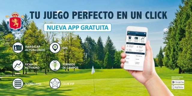 Fin de las tarjetas de plástico de la licencia federativa de golf