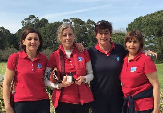 Zuia participa en el Interclubs de España Femenino