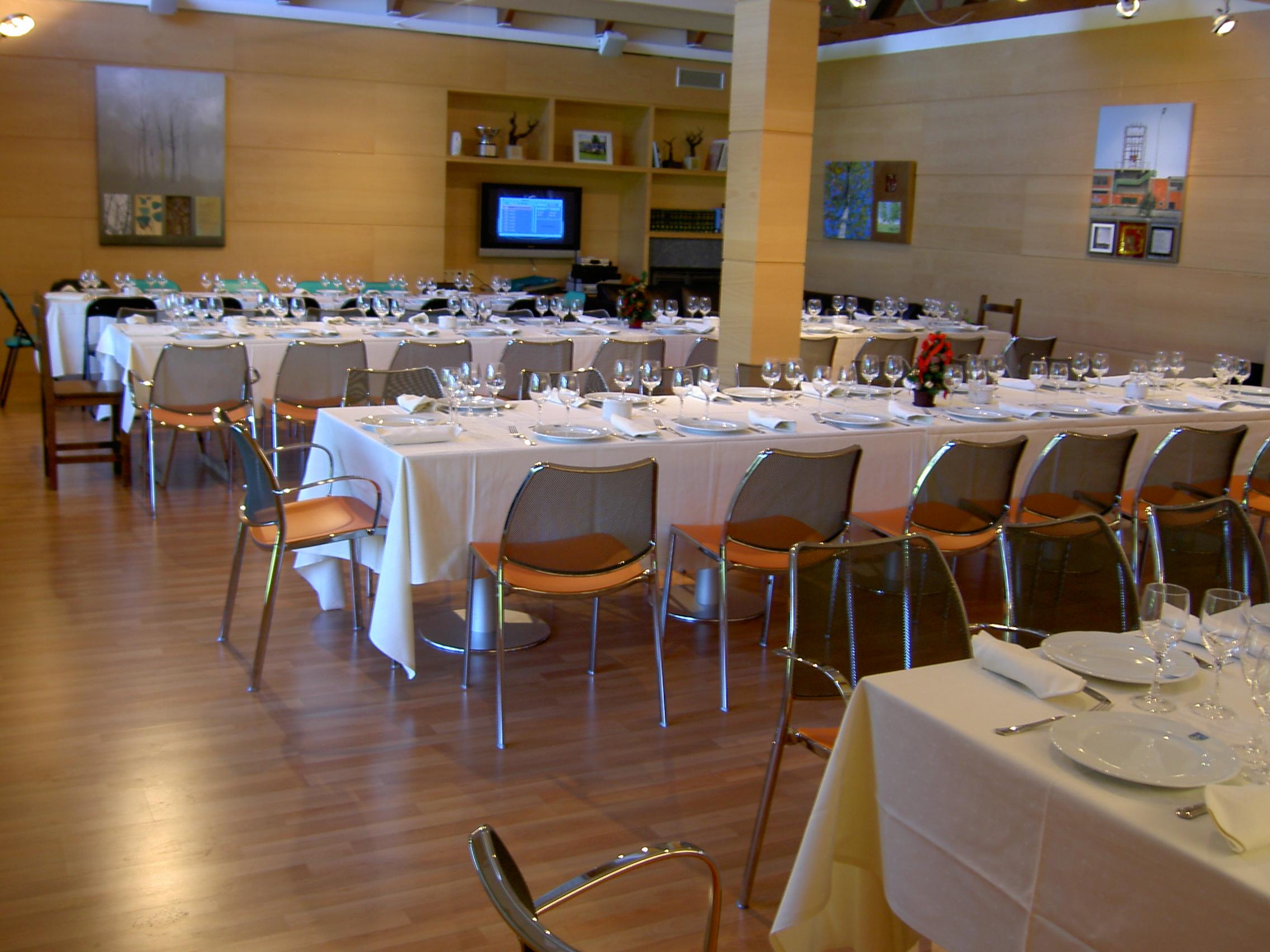 Nueva gestión del Restaurante de Zuia
