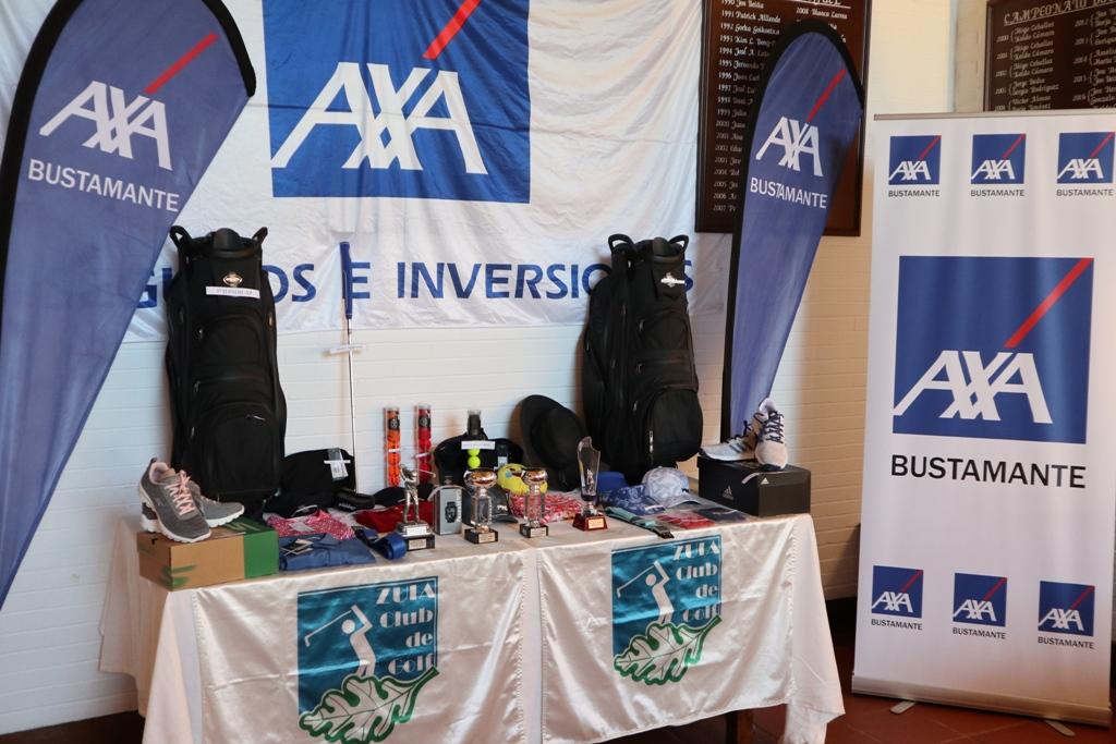 XXVIII Trofeo AXA-Bustamante 2020