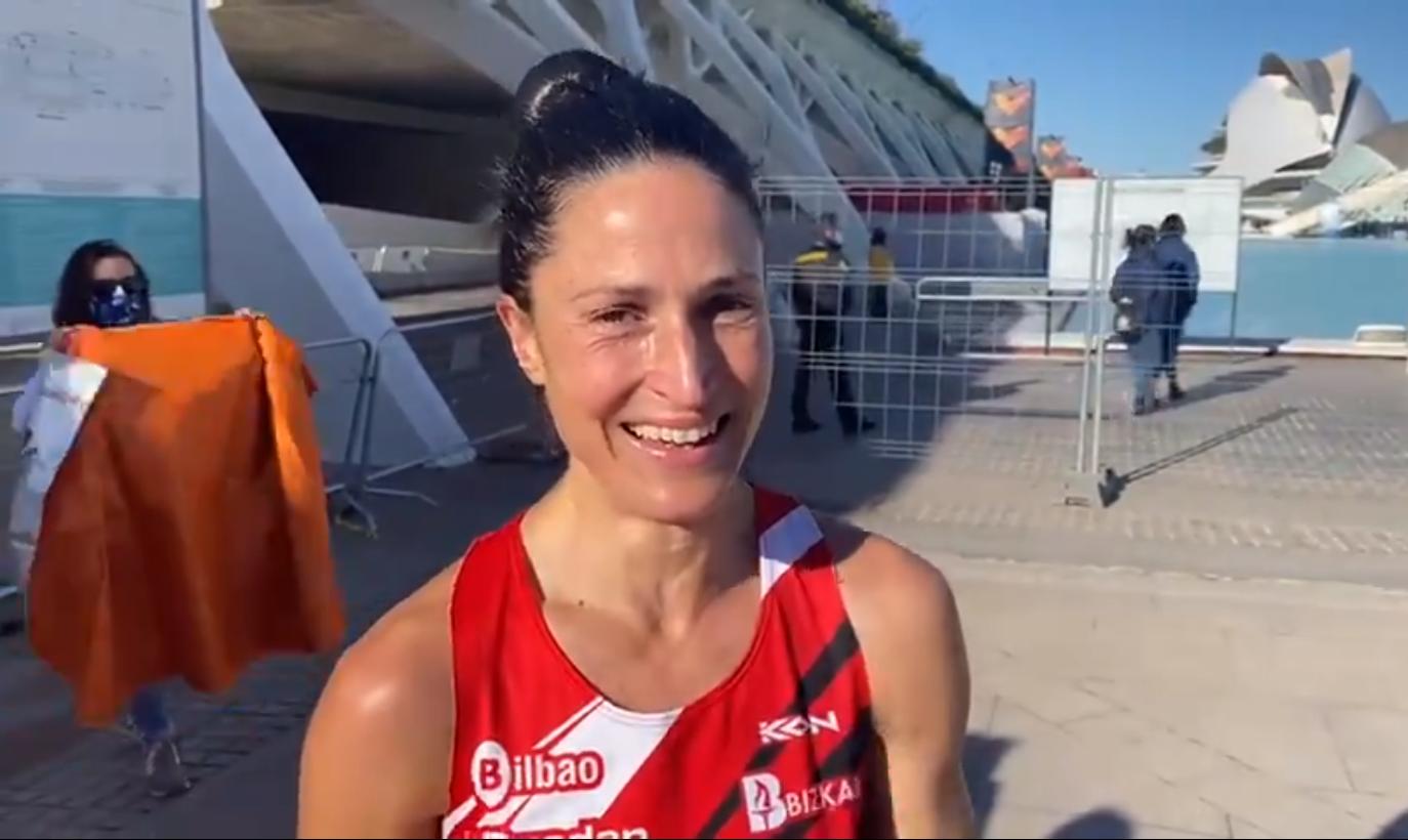 Elena Loyo consigue la mínima para las Olimpiadas de Tokio