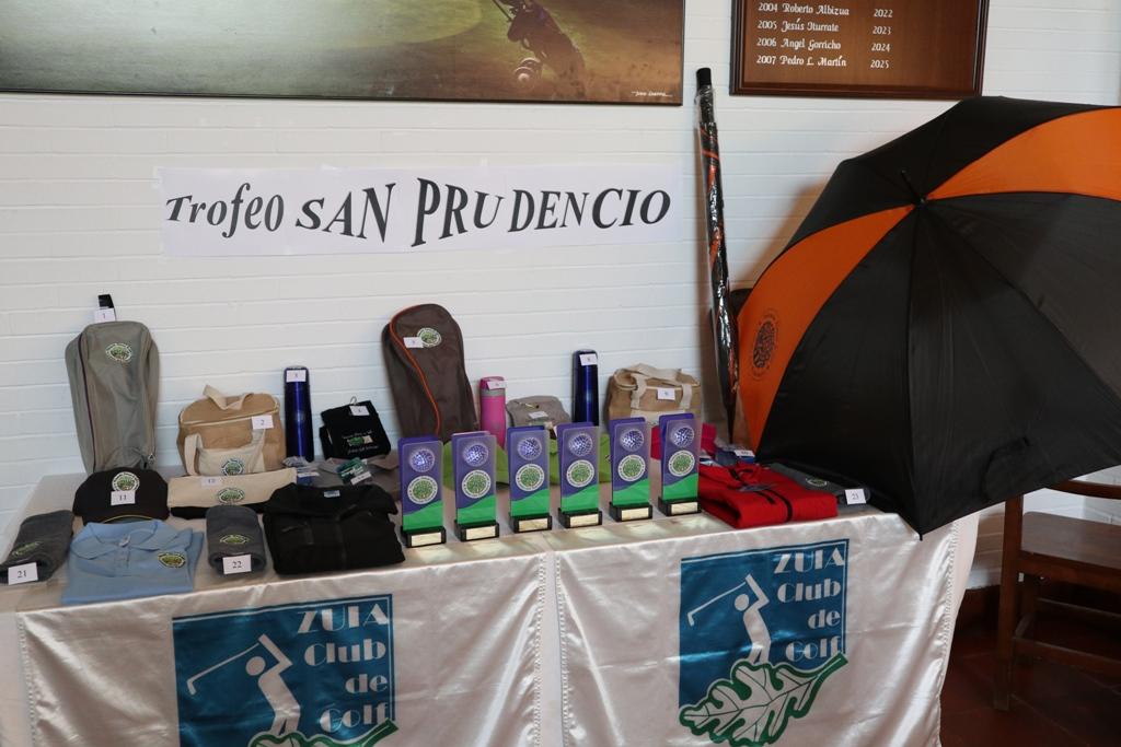 Trofeo SAN PRUDENCIO 2021