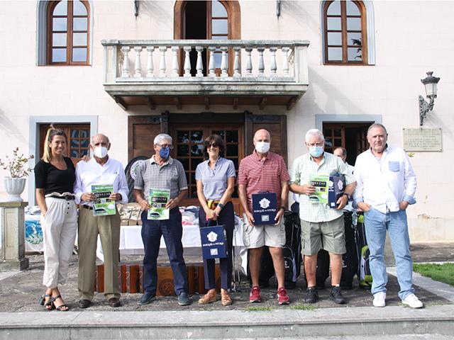 AESGOLF – Éxito del primer 'Gran Premio AESGOLF Virgen Blanca' celebrado en Zuia, Izki y Larrabea