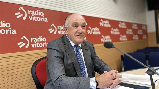 Entrevista a Josu Sánchez en Radio Vitoria. 3-oct-2021